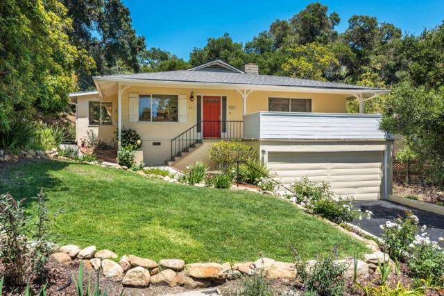 824 Windsor Way, Santa Barbara, CA 93105 (MLS #18-2067) :: Chris Gregoire & Chad Beuoy Real Estate