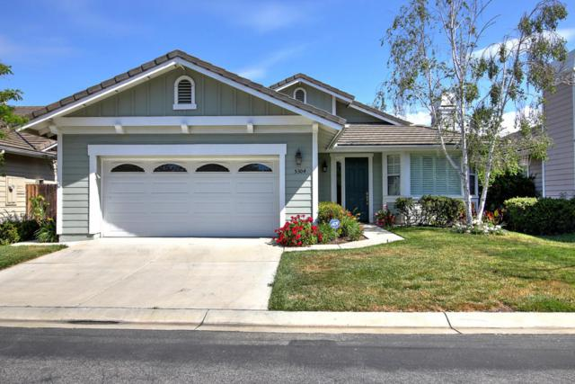 5304 Orchard Park Ln, Goleta, CA 93111 (MLS #18-2090) :: The Zia Group