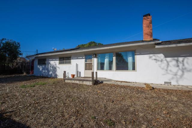3379 Tivola St, Santa Ynez, CA 93460 (MLS #18-210) :: The Epstein Partners