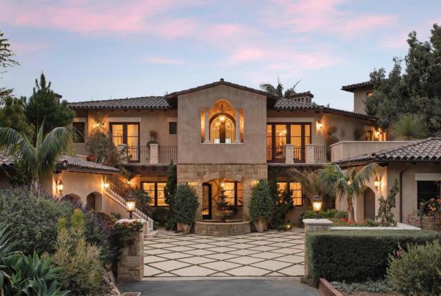 3091 Hidden Valley Ln, Santa Barbara, CA 93108 (MLS #18-2102) :: Chris Gregoire & Chad Beuoy Real Estate