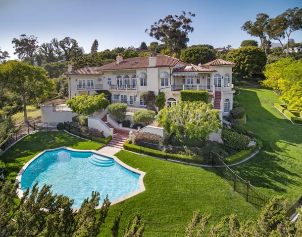 1147 Glenview Road, Montecito, CA 93108 (MLS #18-2108) :: The Zia Group