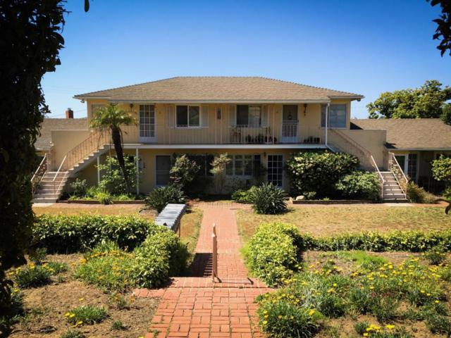 126 W Calle Crespis #4, Santa Barbara, CA 93105 (MLS #18-2121) :: Chris Gregoire & Chad Beuoy Real Estate