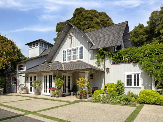 1155 Hill Rd, Montecito, CA 93108 (MLS #18-2125) :: The Zia Group
