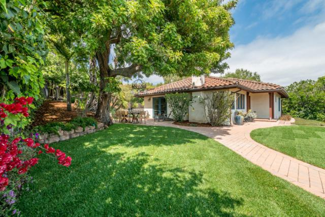 1047 Cheltenham Rd, Santa Barbara, CA 93105 (MLS #18-2136) :: Chris Gregoire & Chad Beuoy Real Estate