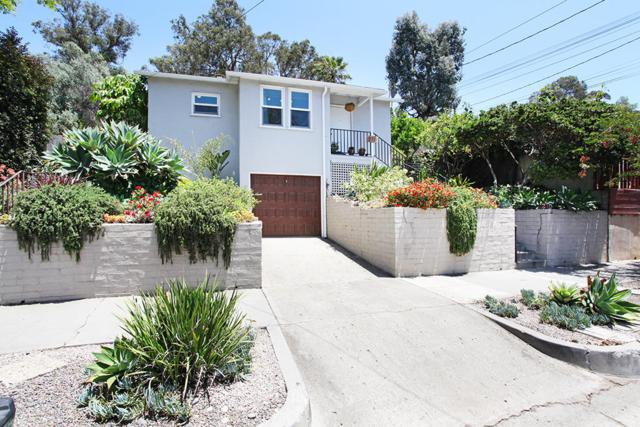210 N Salinas St, Santa Barbara, CA 93103 (MLS #18-2143) :: The Zia Group