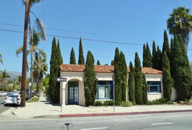 1034 Bath St, Santa Barbara, CA 93101 (MLS #18-2157) :: The Zia Group