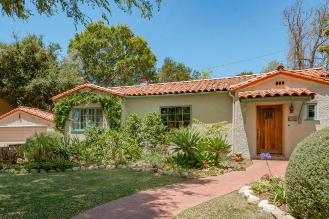 417 Calle Palo Colorado, Santa Barbara, CA 93105 (MLS #18-2165) :: The Zia Group