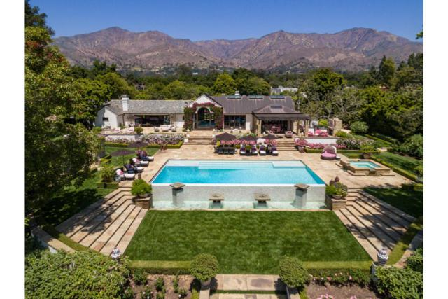 1569 E Valley Rd, Montecito, CA 93108 (MLS #18-2214) :: Chris Gregoire & Chad Beuoy Real Estate