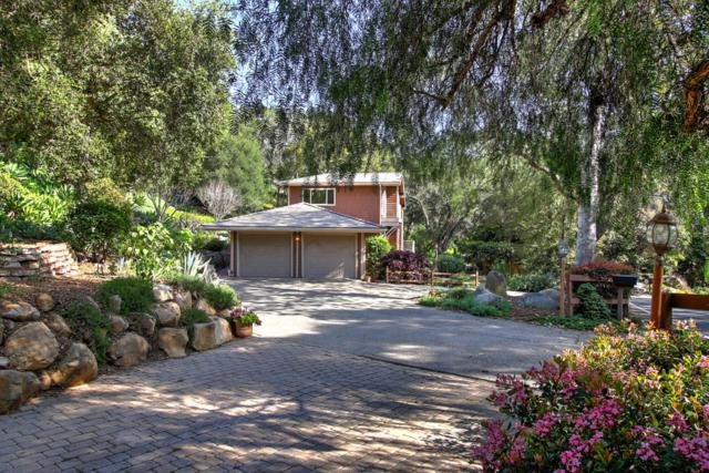 1100 Mission Canyon Rd, Santa Barbara, CA 93105 (MLS #18-2235) :: Chris Gregoire & Chad Beuoy Real Estate