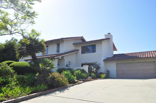 225 Constance Ln, Santa Barbara, CA 93105 (MLS #18-2239) :: Chris Gregoire & Chad Beuoy Real Estate