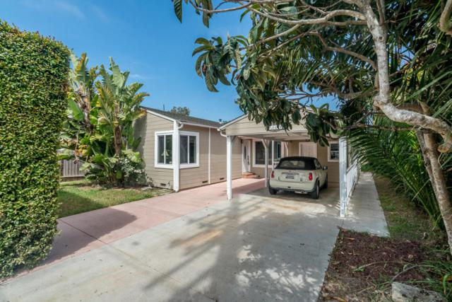 1305 Punta Gorda St, Santa Barbara, CA 93103 (MLS #18-2243) :: Chris Gregoire & Chad Beuoy Real Estate