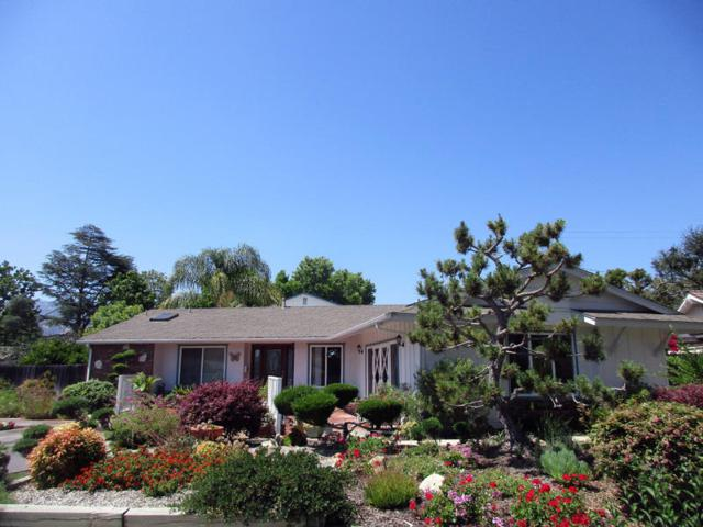 5505 Somerset Dr, Goleta, CA 93111 (MLS #18-2269) :: The Zia Group