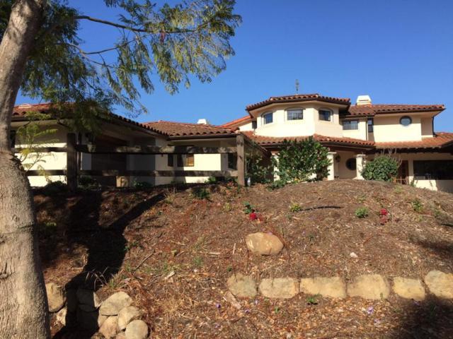 25 Northridge Rd, Santa Barbara, CA 93105 (MLS #18-2292) :: The Zia Group