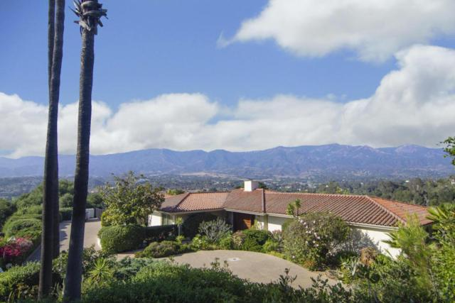 715 Via Airosa, Santa Barbara, CA 93110 (MLS #18-2297) :: The Zia Group