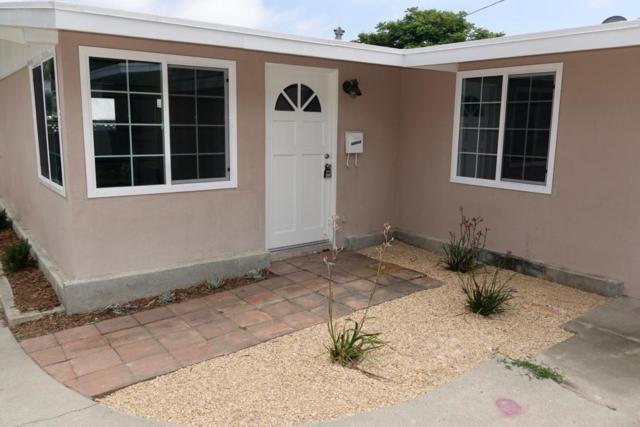 1220 Gillespie St, Santa Barbara, CA 93101 (MLS #18-2351) :: Chris Gregoire & Chad Beuoy Real Estate