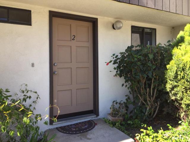 984 Miramonte Dr #2, Santa Barbara, CA 93109 (MLS #18-2369) :: The Zia Group