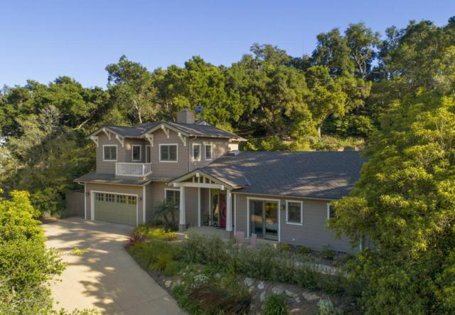 1006 Mission Ridge Rd, Santa Barbara, CA 93103 (MLS #18-2370) :: The Zia Group