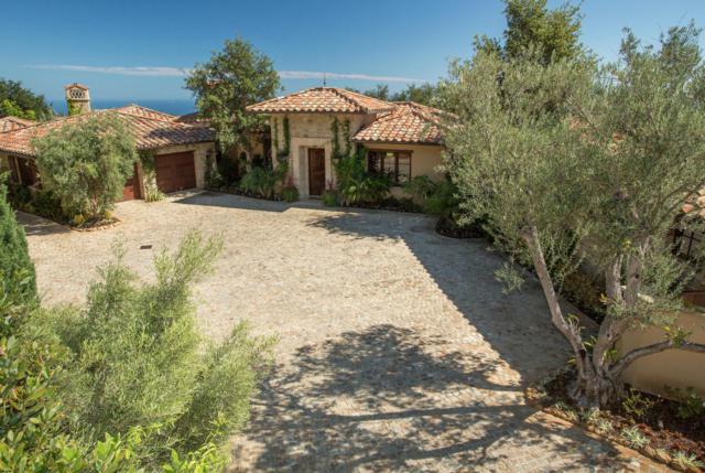 1379 Oak Creek Canyon Rd, Montecito, CA 93108 (MLS #18-2376) :: The Zia Group