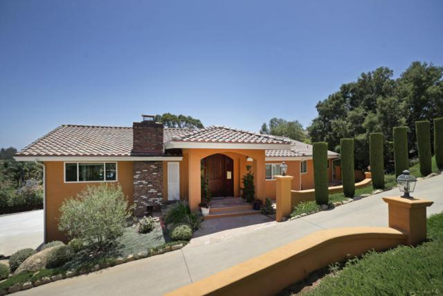 4525 Via Maria, Santa Barbara, CA 93111 (MLS #18-2409) :: The Zia Group