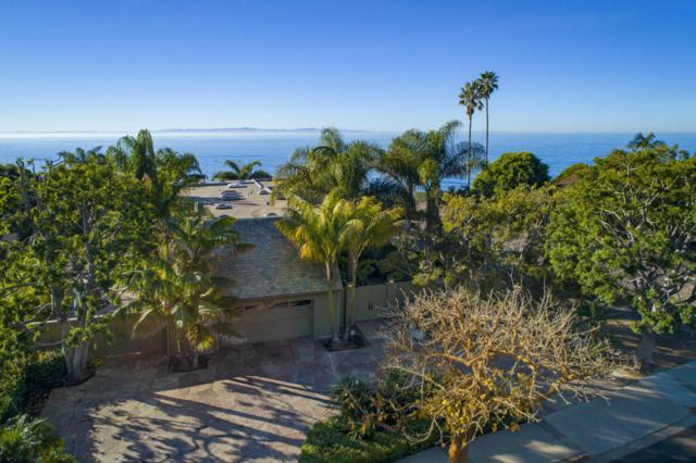 1547 Shoreline Dr, Santa Barbara, CA 93109 (MLS #18-2414) :: The Epstein Partners