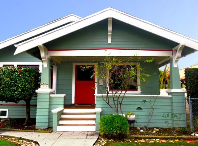 1919 Bath St, Santa Barbara, CA 93101 (MLS #18-2430) :: Chris Gregoire & Chad Beuoy Real Estate