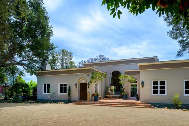 1671-1675 San Leandro Ln, Santa Barbara, CA 93108 (MLS #18-2461) :: The Zia Group