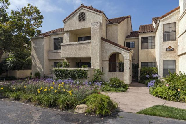 1265 Franciscan Ct #6, Carpinteria, CA 93013 (MLS #18-2468) :: The Epstein Partners