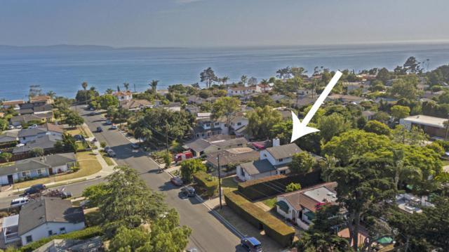 147 Oliver Rd, Santa Barbara, CA 93109 (MLS #18-2481) :: The Zia Group
