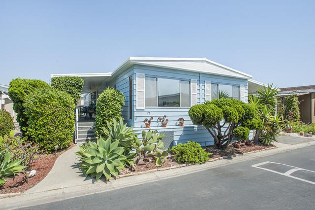3950 Via Real #77, Carpinteria, CA 93013 (MLS #18-2484) :: The Epstein Partners