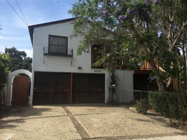 2030 Oak Ave, Santa Barbara, CA 93101 (MLS #18-2501) :: The Zia Group