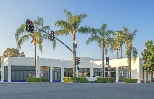 506 Chapala St, Santa Barbara, CA 93101 (MLS #18-252) :: The Zia Group