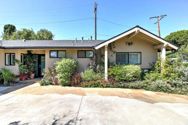 635 Grove Ln, Santa Barbara, CA 93105 (MLS #18-2520) :: The Zia Group