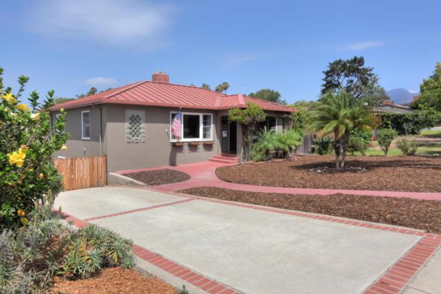 2625 Samarkand Dr, Santa Barbara, CA 93105 (MLS #18-2553) :: The Zia Group
