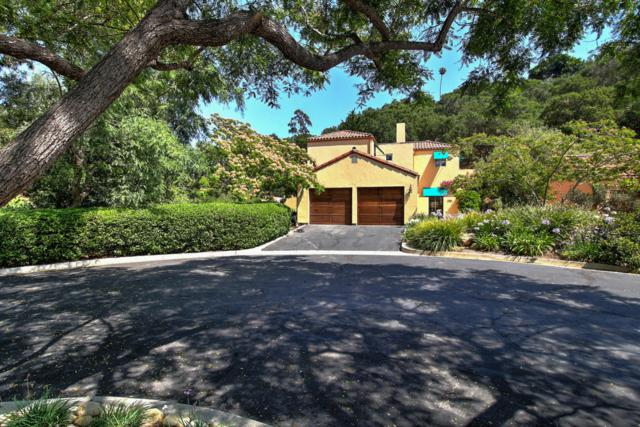 146 Meadows Ln, Santa Barbara, CA 93105 (MLS #18-2554) :: The Zia Group