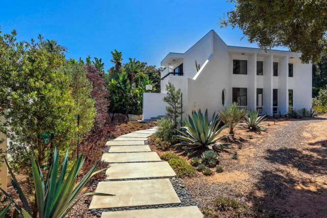 760 Hot Springs Rd, Montecito, CA 93108 (MLS #18-2599) :: The Epstein Partners