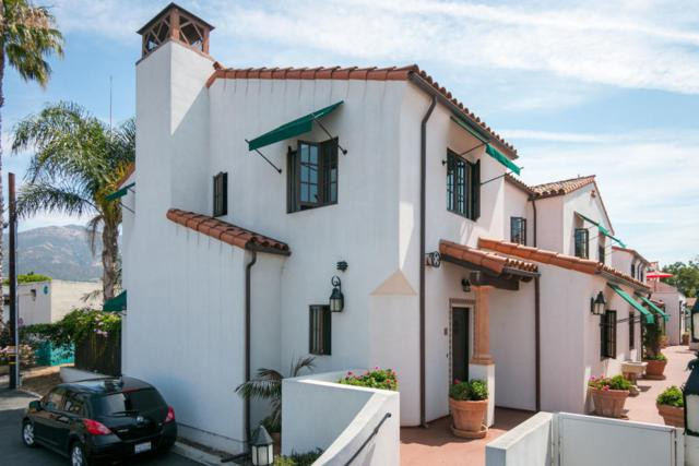 4004 Via Lucero #8, Santa Barbara, CA 93110 (MLS #18-2601) :: The Epstein Partners