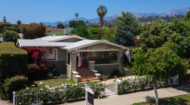 321 E Micheltorena St, Santa Barbara, CA 93101 (MLS #18-2622) :: The Epstein Partners