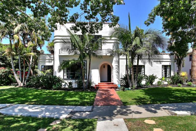 216-218 W. Yanonali Street, Santa Barbara, CA 93101 (MLS #18-2623) :: The Epstein Partners