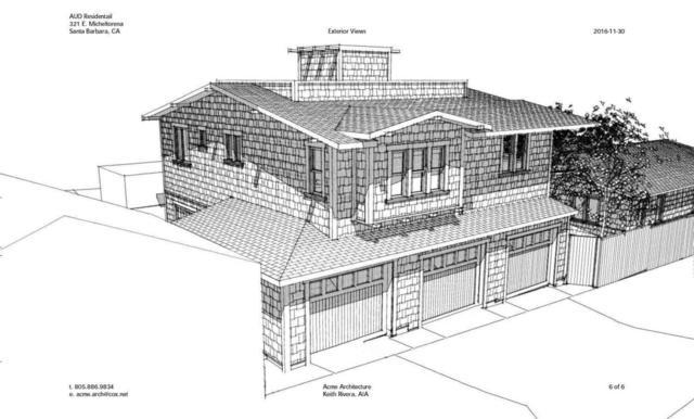321 E Micheltorena St, Santa Barbara, CA 93101 (MLS #18-2626) :: The Epstein Partners