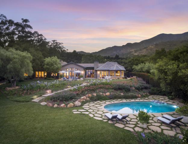 803 Picacho Ln, Montecito, CA 93108 (MLS #18-2646) :: The Zia Group