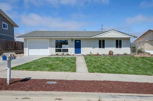 558 Sunbeam Rd, Lompoc, CA 93436 (MLS #18-2656) :: Chris Gregoire & Chad Beuoy Real Estate