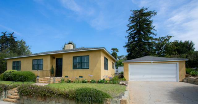 534 Peregrina Rd, Santa Barbara, CA 93105 (MLS #18-2662) :: Chris Gregoire & Chad Beuoy Real Estate