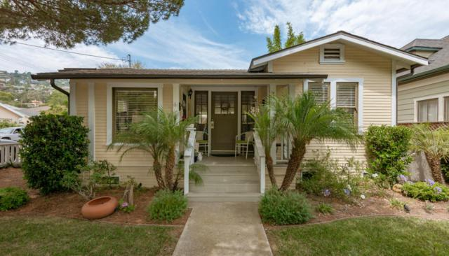 918 N Nopal St, Santa Barbara, CA 93103 (MLS #18-2663) :: Chris Gregoire & Chad Beuoy Real Estate