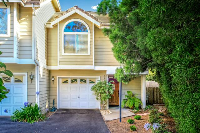 1678 Eucalyptus Dr A, Solvang, CA 93463 (MLS #18-2706) :: Chris Gregoire & Chad Beuoy Real Estate