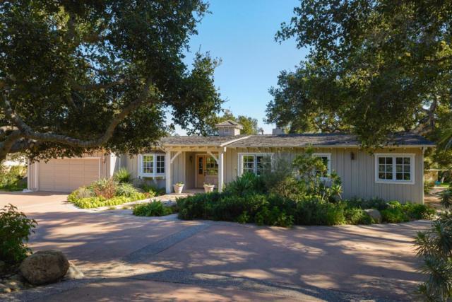 2111 Piedras Dr, Montecito, CA 93108 (MLS #18-2723) :: Chris Gregoire & Chad Beuoy Real Estate