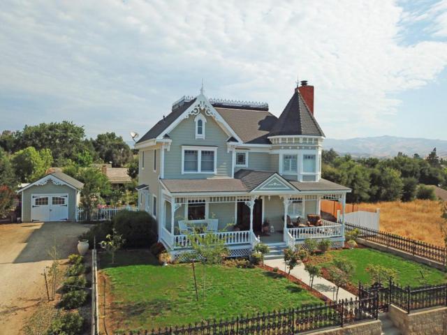 3621 Montebello St, Santa Ynez, CA 93460 (MLS #18-2775) :: Chris Gregoire & Chad Beuoy Real Estate