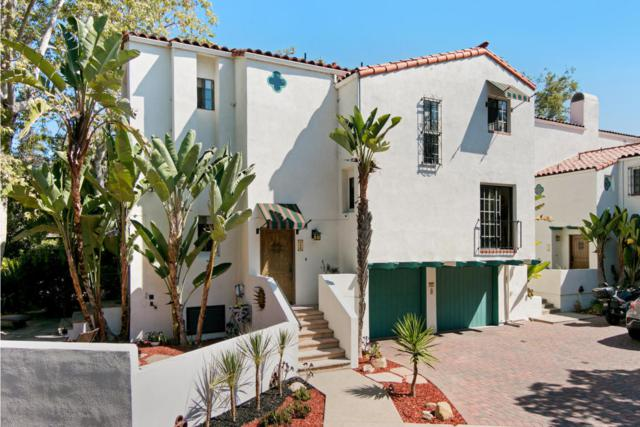 332 W Alamar Ave B, Santa Barbara, CA 93105 (MLS #18-2818) :: The Epstein Partners