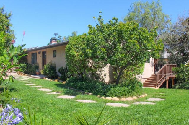2804 Ben Lomond Dr, Santa Barbara, CA 93105 (MLS #18-2820) :: The Zia Group