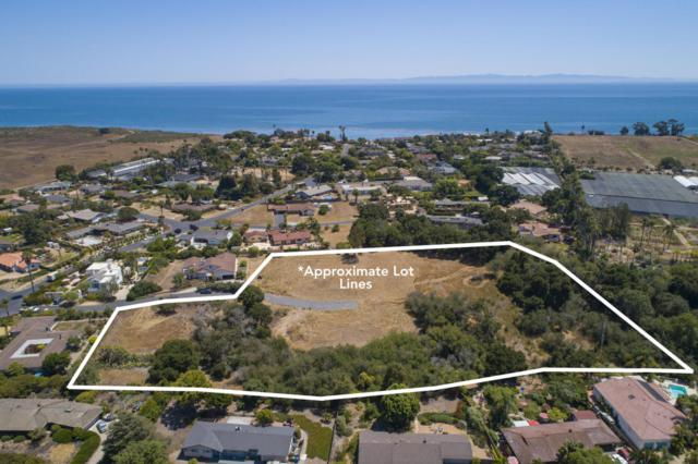 00 Via Valverde, Santa Barbara, CA 93111 (MLS #18-2831) :: The Zia Group