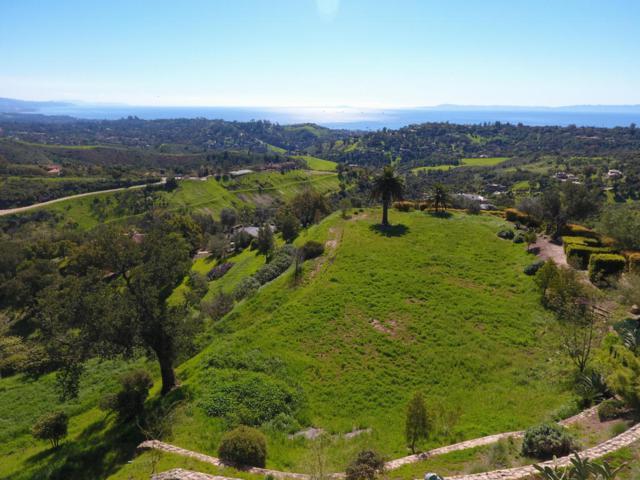 2222 Gibraltar Rd, Santa Barbara, CA 93105 (MLS #18-2833) :: Chris Gregoire & Chad Beuoy Real Estate